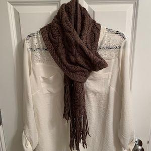 Banana republic wool scarf